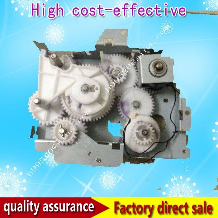 Original FOR HP LaserJet P4014 P4015 P4515 4015 4014 4515 Drive Assembly RM1-4532-000 RM1-4532-000CN RM1-4532 printer parts repalce paper roller kit for hp laserjet laserjet p1005 6 7 8 m1212 3 4 6 p1102 m1132 6 rl1 1442 rl1 1442 000 rc2 1048 rm1 4006