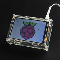 1PC 3 5 Inch 320 X 480 TFT LCD Display Touch Board For Raspberry Pi 2