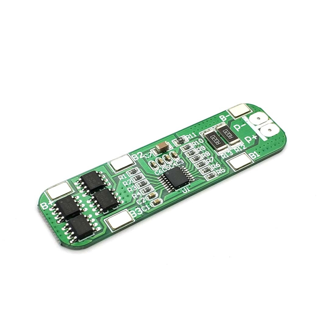 4S 12A 14.8V 16.8V 18650 Lithium Battery Protection Board 4 Cells Li-ion Lipo Polymer Charger Protection BMS/PCM/PCB Module