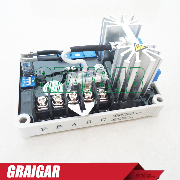 Free Shipping  Universal Generator Voltage Regulator Kutai AVR EA05A 50 60hz automatic voltage regulator for kutai brushless generator avr ea16 free shipping