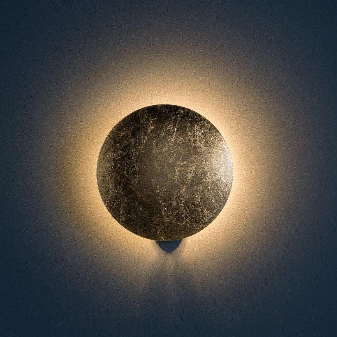 Lunar Eclipse Wall 3D Moon Lamp - Lamps & Lighting