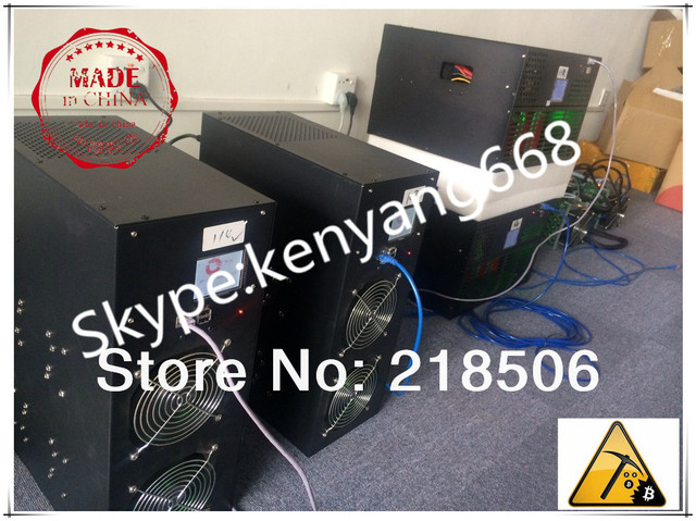 bitcoin miner 1000GH/s 1TH/S BTC miner  power supply is 850w A1 lketc Longkou Mining dragon