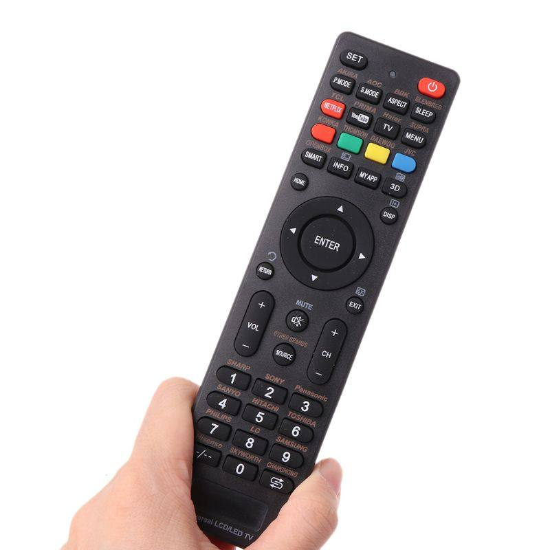 Online Shop Ultra-thin LCD LED Universal Smart TV Remote Control