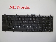 Laptop Keyboard for MSI GT60 0NC 0ND 2OC 2OD 2PC 2PE 2QD NE Nordic SP Spanish RU Russian SW Swiss TR Turkish