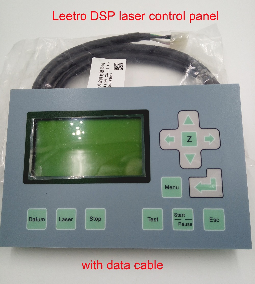 Leetro DSP Laser Control Panel, Laser DSP Controller Panel, Laser LCD Panel