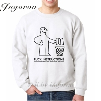 Ingoroo Cardigan Hoodies Hood By Air Women White Sweatshirt New Arrival Men American Flag Hoodie Novelty