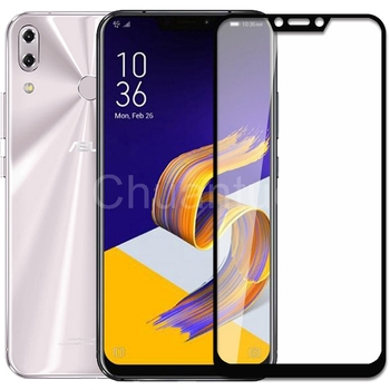 75 Pcs/Lot 2.5D Premium Tempered Glass Full Coverage Screen Protector Protective Film for Asus Zenfone 5 ZE620KL/5Z ZS620KL