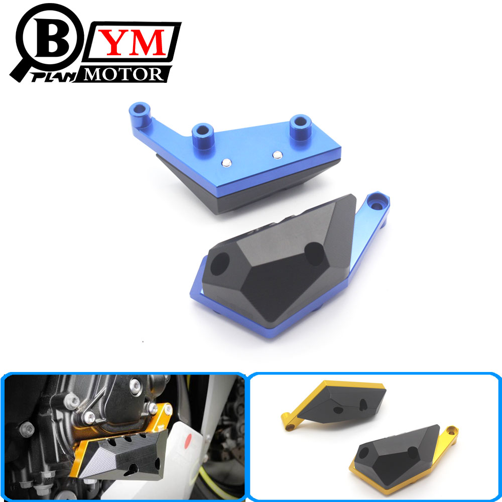 Motorcycle Sliders Crash Falling Protection Anti Crash Protectors Frame For YAMAHA YZF R1 2009 2010 2011 2012 2013 2015 2016