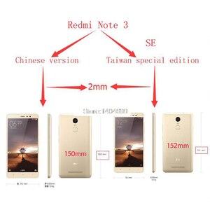 Image 2 - עבור Xiaomi Redmi הערה 3 Flip מקרה כיסוי Nillkin Sparkle עור Flip מקרה עבור Xiaomi Redmi הערה 3 פרו ראש טלפון אורך 150mm