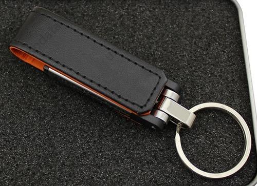 KeyChain Կաշի 8 GB 32 GB 64 GB 4 Գույն Pendrive Memory Stick - Արտաքին պահեստավորման սարքեր - Լուսանկար 4