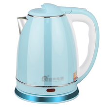 Free shipping An electric kettle with foam pot double protection Electric kettles