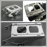 Detachable Two Up Tour Pack luggage Rack For Harley Road King Street Glide 2014+ Motorcycle