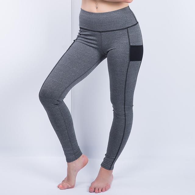 Tresdin New Sexy Women's Sexy Leggings Fitness High Waist Elastic  Super Stretch Women Leggings Workout Leggins Trousers Pants