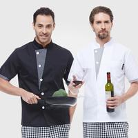 Chef Whites Uniforms Unique Hotel Restaurant Kitchen Cook Jackets For Men And Women Wholesales Le Chef