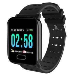 A6 Smart Watch Band reloj inte