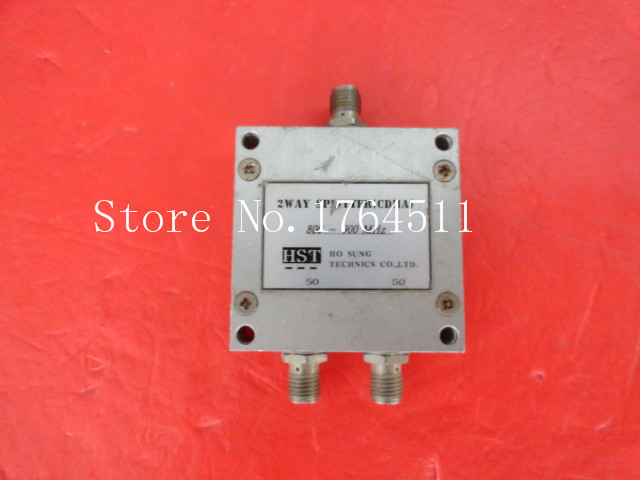 [BELLA] A Two HST Power Divider 800-900MHz 2-Way SMA  --2PCS/LOT