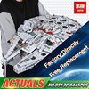 Lepin 05132 Star Plan Series 7541PCS The Ultimate Collector S Model Destroyer Set 75192 Building Blocks
