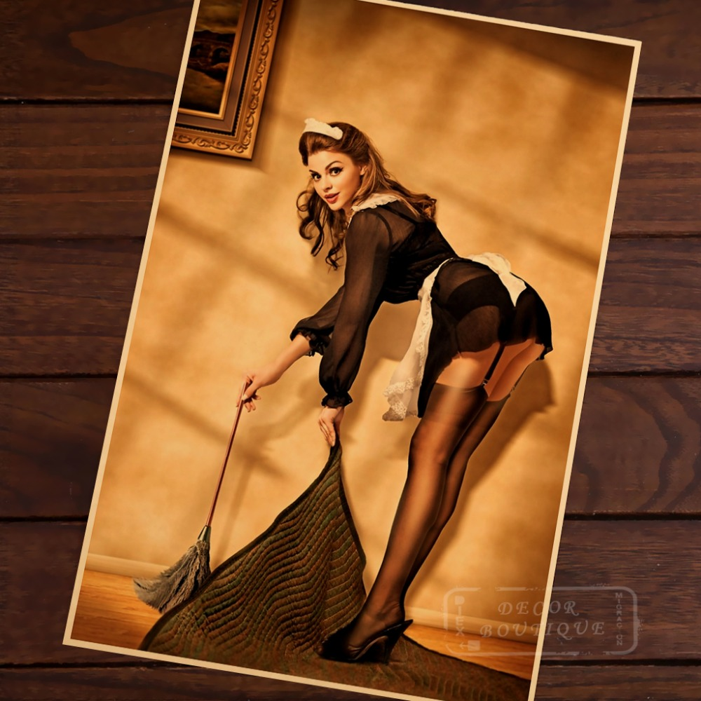 Dating a sexy pin-up girl