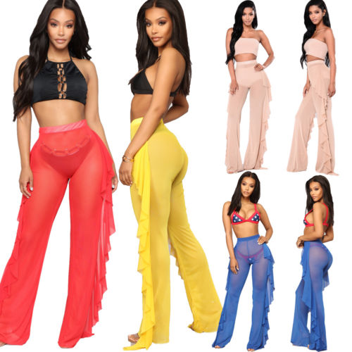 a6baa7528d 2018 New Fashion Hot Sexy Charming Women High Waist See Through ...