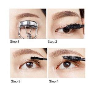 Image 5 - New 4D Silk Fiber Lash Mascara Waterproof Rimel 3d Mascara For Eyelash Extension Black Thick Lengthening Eye Lashes Cosmetics