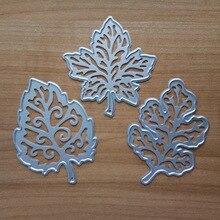ФОТО scrapbook diy leaf shape embossed carbon steel knife die cutting template scrapbooking decorative cut-out card  d0096