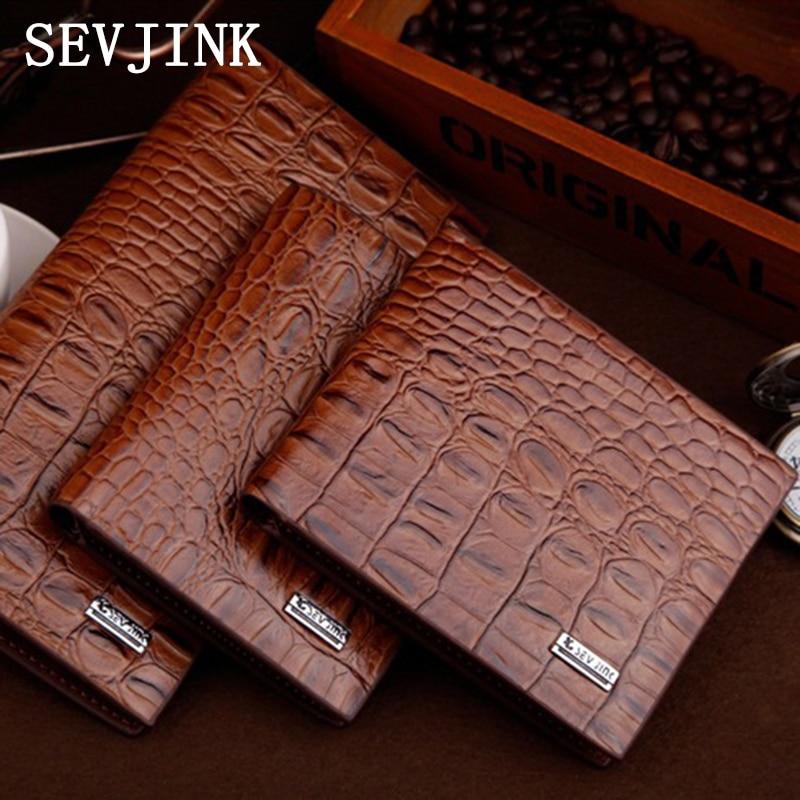 Dollar price wallet purse carteira masculina pu leather men wallets carteras purses brand designer mens card holder long clutch
