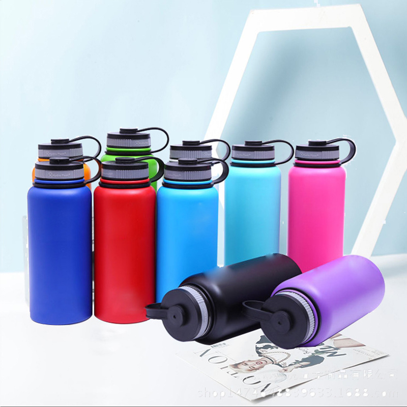 Wide Mouth 1Pc Water cup For Bottle Sports Hydro Flask 32