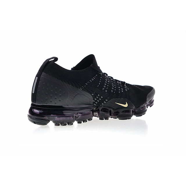 Original Authentic NIKE AIR VAPORMAX FLYKNIT 2.0 Men's Running Shoes Outdoor Classic Sports Shoes  2019New Breathable 942842-009