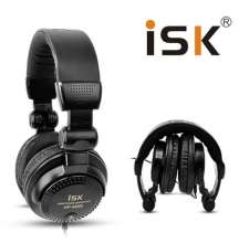 ISK HP-960B оголовье наушников Auriculares студийного монитора динамические стерео DJ наушники HD гарнитура шумоизолирующие наушники