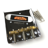 NEW WTB Ashtray Bridge For TL Guitars With Brass Saddle