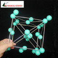 Educational Toys Iodine crystal structure model 30mm Chemistry Molecular Modeling for children kids