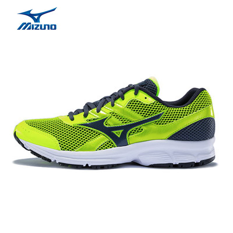 MIZUNO Men SPARK Mesh Breathable Light Weight Cushioning ...