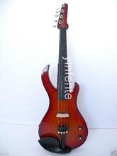 4/4 Electric violin Satter Sound Massivholz Gitarre Form neue Yinfente
