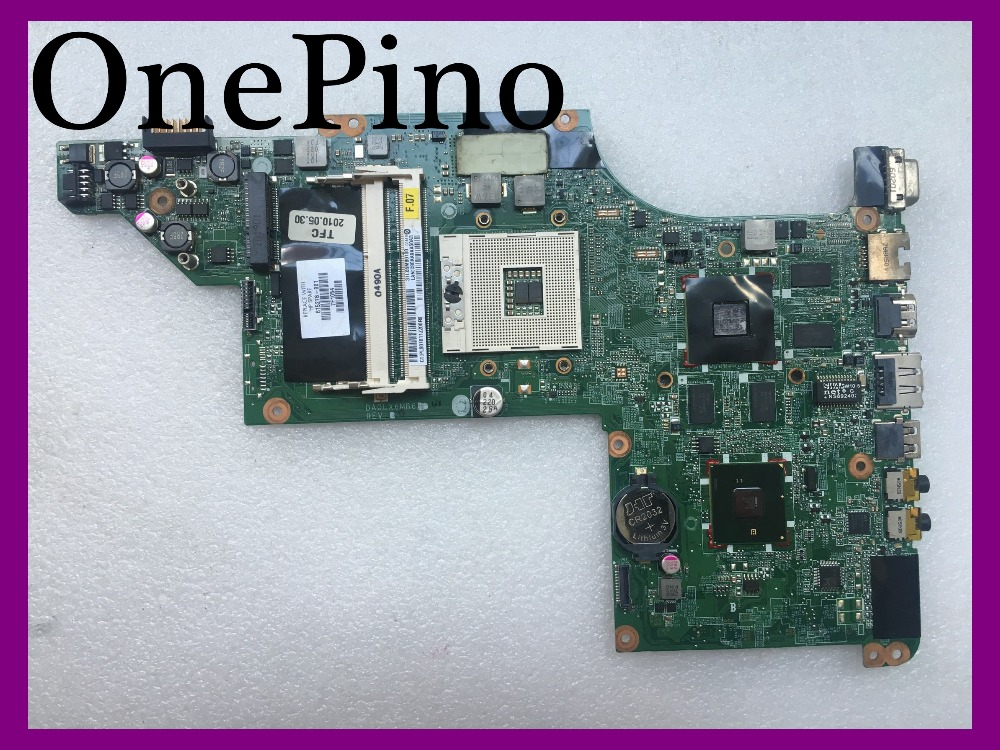 цена на 630278-001 615278-001 for HP DV6 DV6T motherboard 592816-001 DA0LX6MB6F2 mainboard 100% work