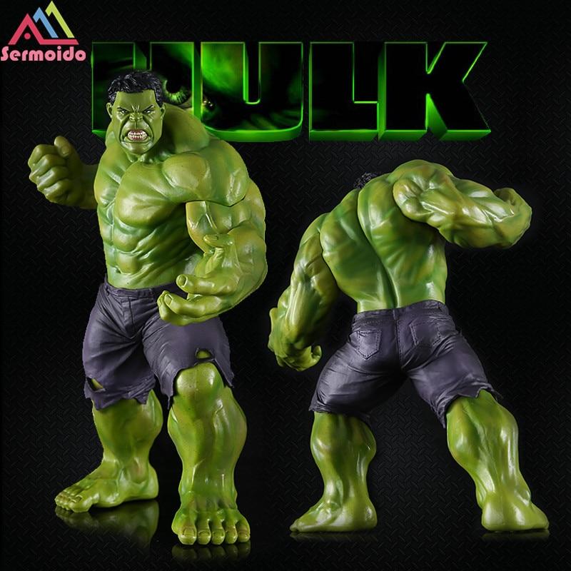 Sermoido Neue 25 Cm Große Marvel Avengers Hulk Action Figure