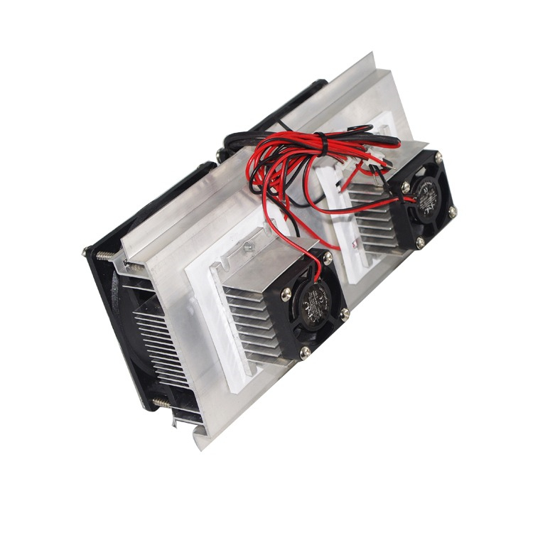 DIY DC12V 120W Computer main chassis case Air conditioner cooling equipment cold air semiconductor refrigeration system cnc dc spindle motor 500w 24v 0 629nm air cooling er11 brushless for diy pcb drilling new 1 year warranty free technical support