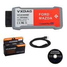 New Arrival VXDIAG VCX NANO for F-ord/Mazda 2 in 1 with IDS V100.01 Perfect replacement for F-o-rd VCM 2 VCM II Diagnostic tool