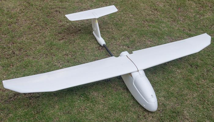 Prix pour Dernière Version skywalker en fiber de carbone queue version FPV avion Télécommande Électrique Alimenté 1880mm Planeur RC OEB Avion Kits