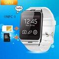 Novos aplus gv18 bluetooth multi-idioma smart watch sim apoio tf cartão com 1.3 milhões de pixels da câmera para android os telefone