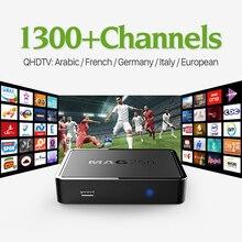 MAG 250 Linux Iptv Set Top Box Италия ВЕЛИКОБРИТАНИЯ Германия Европейский испания Португалия Турецкий Нидерланды MAG250 IPTV Wifi Tv Box Media Player