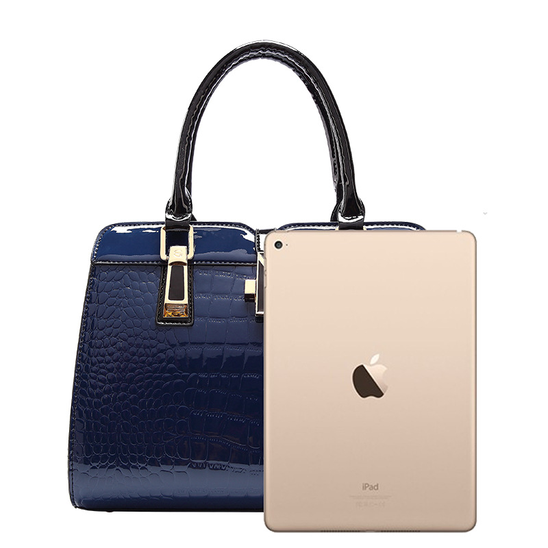 do bolsa para mulheres Texture OF Material : Patent Leather