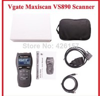 2014 HOT And Multi Language VGATE VS890 Maxiscan VS 890 MB880 OBDII OBD2 EOBD CAN BUS