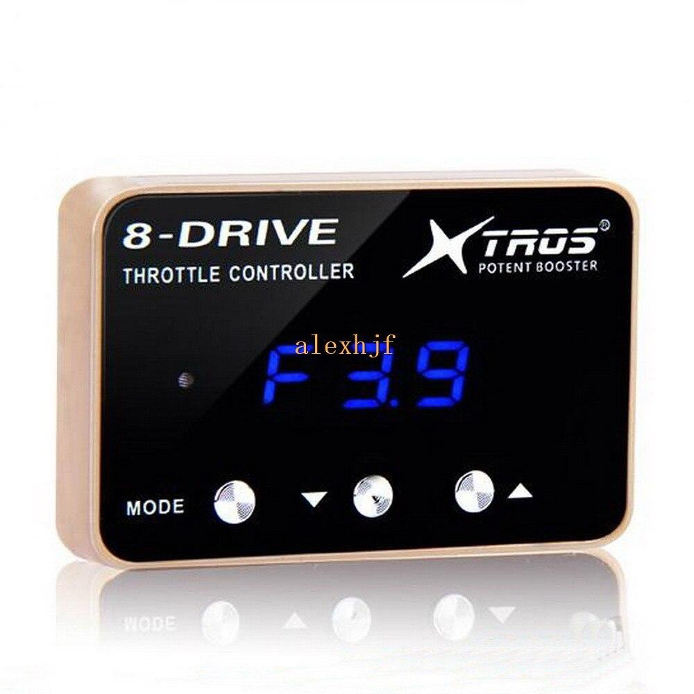 TROS puissant Booster 6th 8-Drive contrôleur d'accélérateur électronique boîtier de AK-520 pour Chevrolet AVEO TRAX, étui pour Buick Encore
