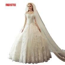 FADISTEE New arrival elegant wedding party Dresses lace