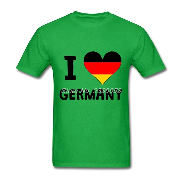 2017 casual men vintage t shirt i heart germany brand clothing short rh aliexpress com clothing brand with heart logo geordie shore clothing brand logo heart