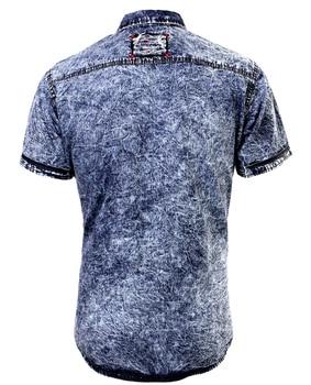 Summer Washed Mens Shirts 2