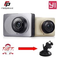 Yi Dash Camera DVR International Edition WiFi 165 Degree 1080P 60fps 2 7 Inch Camcorder For