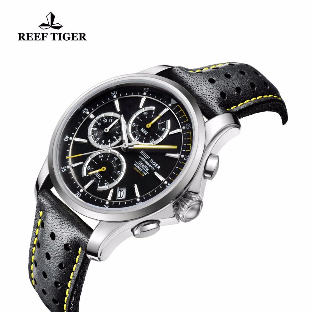 Reef Tiger / RT Sport Chronograph Ժամացույցներ - Տղամարդկանց ժամացույցներ - Լուսանկար 5