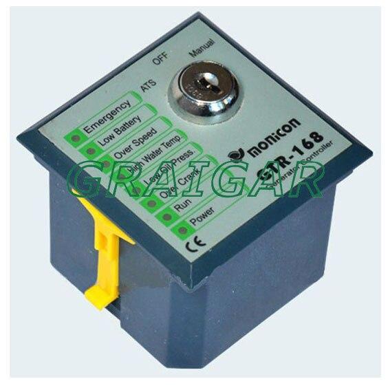 Generator Controller Panel  GTR168 generator controller gtr 168
