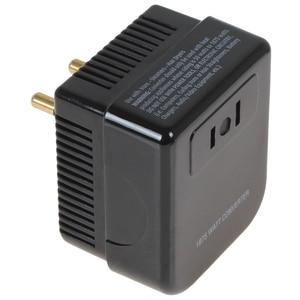 Image 2 - Black Soshine 4 in 1 US / UK / EU / AU Universal 220/240V to 110/120V Converter and Plug Set Adapter